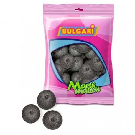 Bolas Negras de Marshmallow