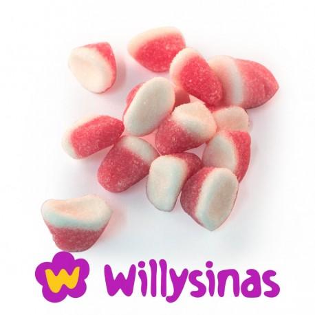 Dulces Besos Fresa Mini