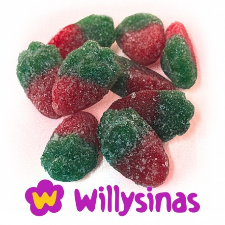 Fresas Salvajes Pica Mini