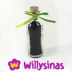 Extracto de Regaliz con Menta, en botella de Cristal