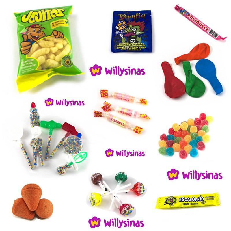 10f186e18 ... Catalogo ingredientes de las Bolsas de Chuches variadas de la Patrulla  Canina para fiestas infantiles