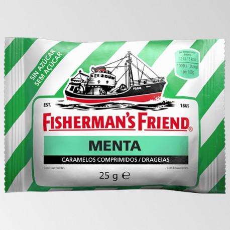 Fisherman's Friend Menta, El amigo de los Pescadores.