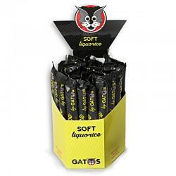 Barras de Regaliz Los Gatos Soft Envuelto