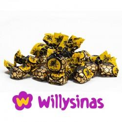 Caramelo Relleno de Miel