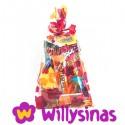 Bolsas de chuches para fiestas infantiles Willysinas