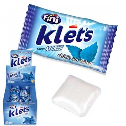 Chicle Klet Menta