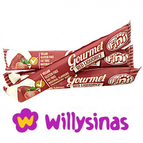 Gourmet Red Liquorice de fini por willysinas